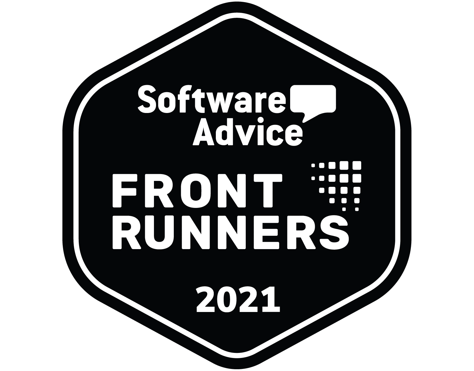 2021 Software Advice FrontRunners for Warehouse Management Software